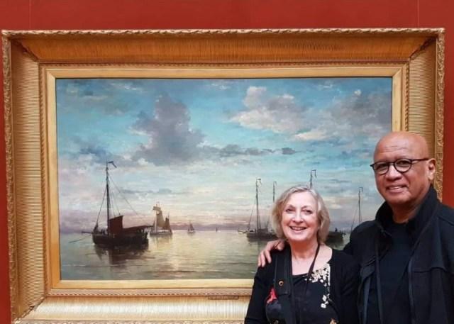 interview met museumbezoekers