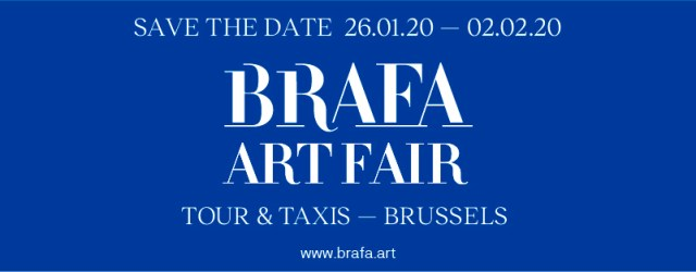 BRAFA ARTFAIR 2020