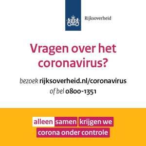vragen over het coronavirus