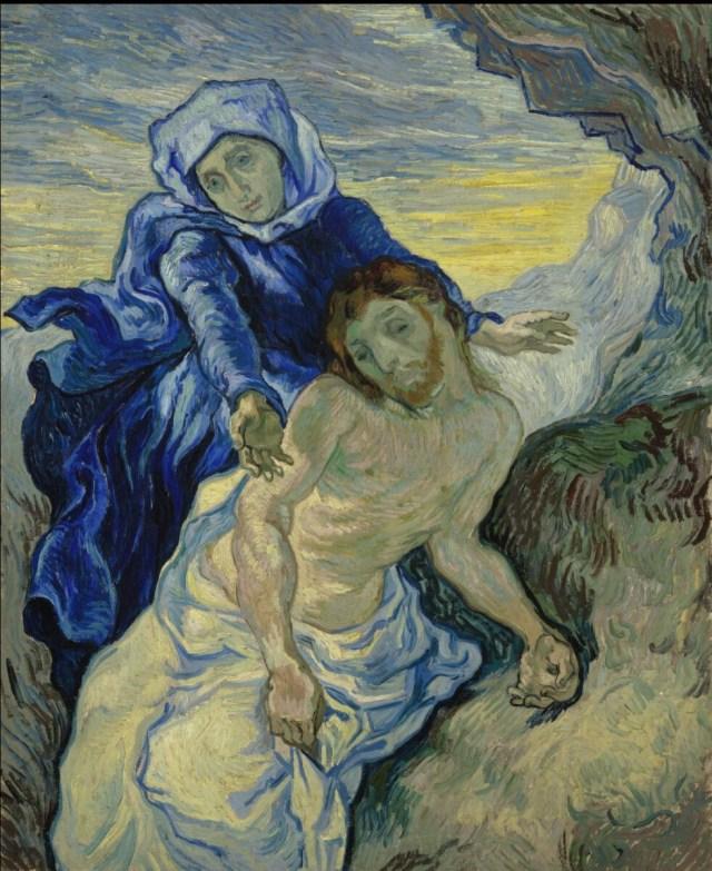 Pieta Van Gogh