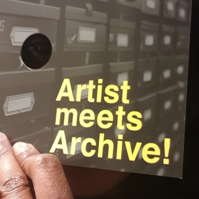 Photoszene Festival - Artist Meets Archive