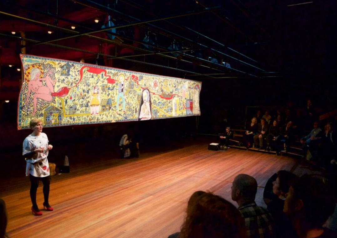 The Walthamstow Tapestry (l)