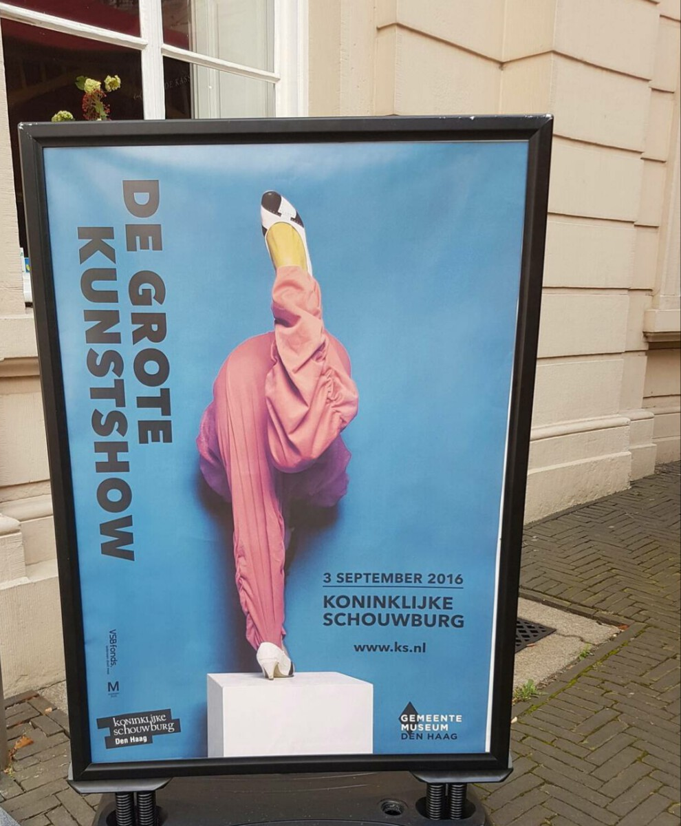 De Grote Kunstshow - Den Haag