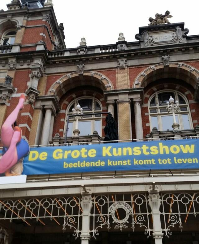 De Grote Kunstshow Amsterdam