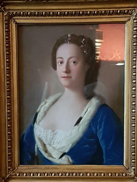 Maria Darcy, gravin van Holderness (1745 -Liotard)