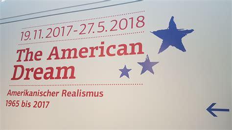 The American Dream 1965-  2017 Kunsthalle Emden