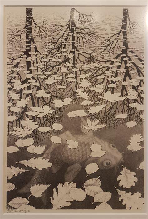 drie werelden Escher