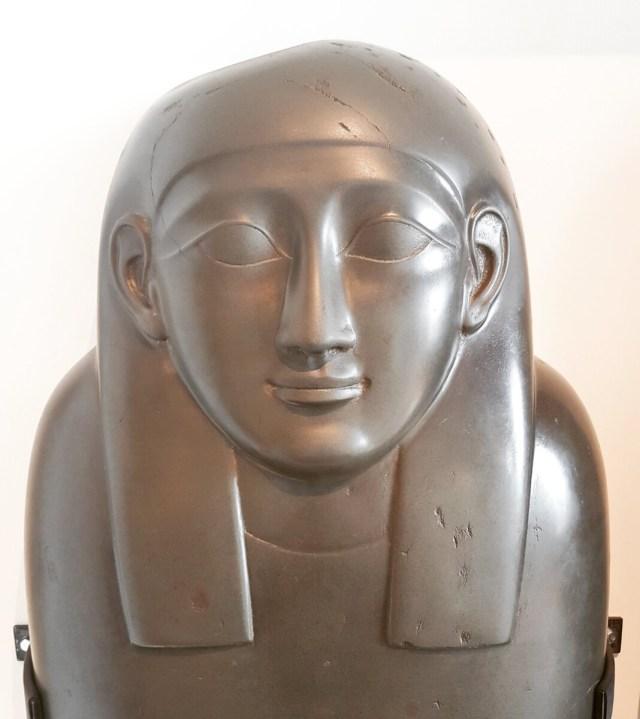 detail de sarcofaag van teuris allard pierson