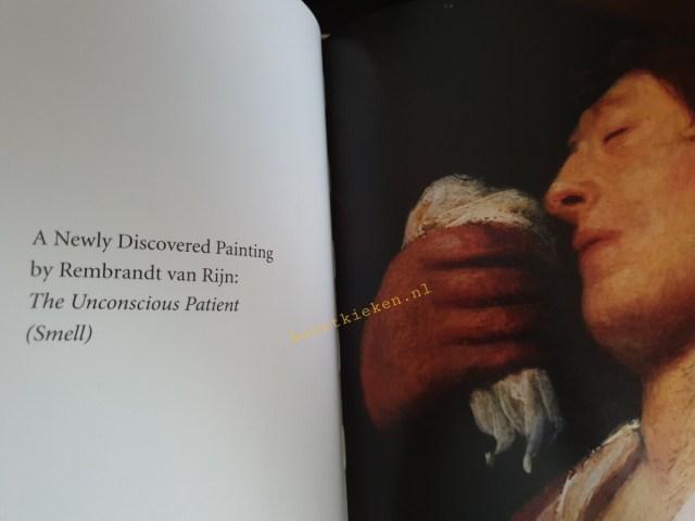 De Reuk van Rembrandt ontdekt