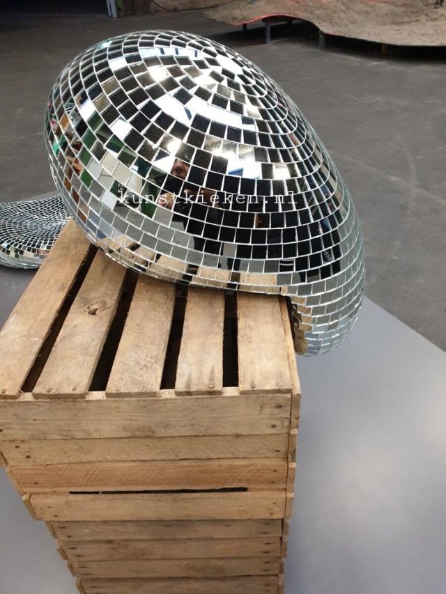 Rot Ganzen discoballen