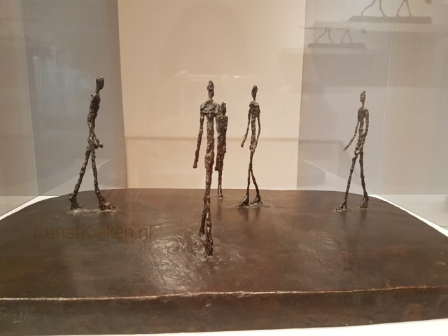 Giacometti - Square II