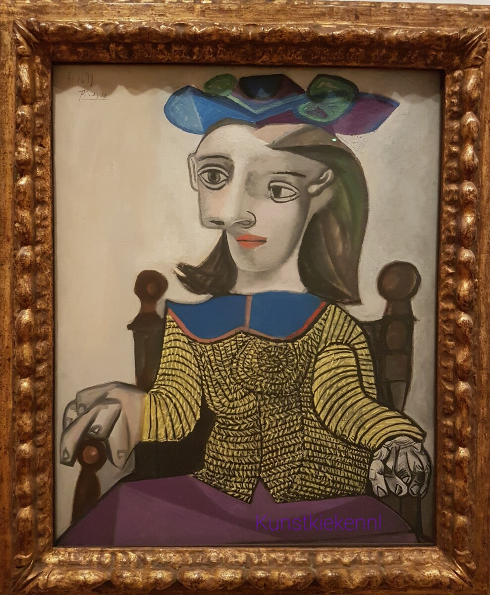The Yellow Pullover - Picasso