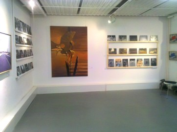 KUNSTMASSNAHMEN Heidelberg, Ausstellung Martin Sander 1