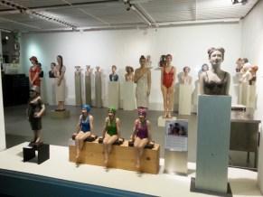 Ausstellung Gabriele Koebler KUNSTMASSNAHMEN
