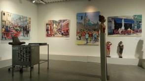 Ausstellung Alena Steinlechner KUNSTMASSNAHMEN 1