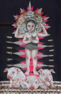 Virgen de los cerdos