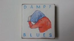 Dampf Blues 15x15 cm EUR 59.-