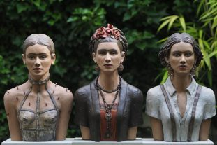 Homage an Frida Kahlo