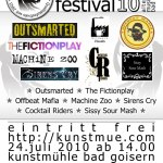 Kunstmue Festival Bad Goisern Flyer 2010 (JPG)