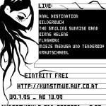 Kunstmue Festival Bad Goisern Flyer 2005 (JPG)