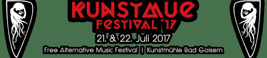 Kunstmue Festival 2017 | Free Alternative Music Festival | Bad Goisern | 21. & 22. Juli 2017