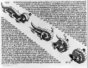M.C. Escher, lithografie 1951