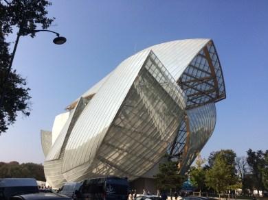 Fondation Louis Vuitton Architect Frank Gehry