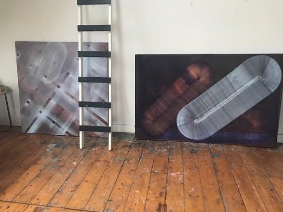 Erna Anema atelier