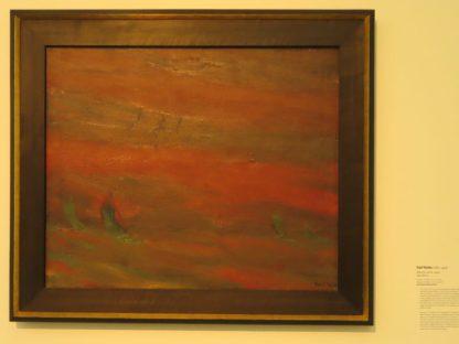 Olieverf, Emil Nolde, 1915 Warme Wind