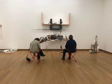 Aandacht tijdens Art Based Learning in het Stedelijk Museum Amsterdam
