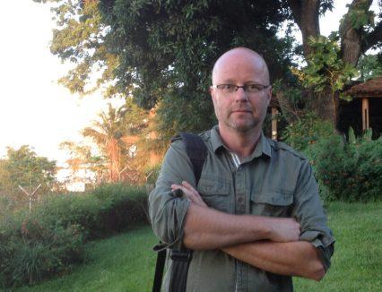 Rob Voerman (zelfportret)
