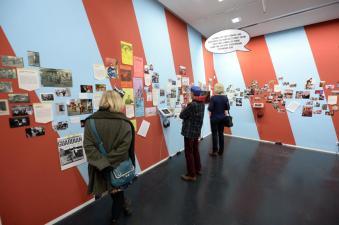 """Ausstellung im Kunstpalais: Vernissage """"Böse Clowns_reloaded"""""""