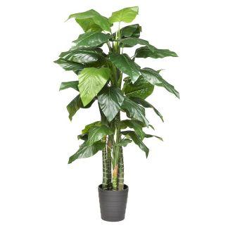 HTT Decorations - Kunstplant Philodendron (195x50 cm) - Kunstplantshop.nl
