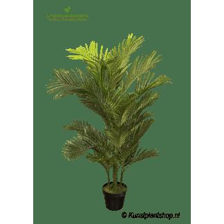 Kunstplant Areca palm (120 cm) - Kunstplantshop.nl