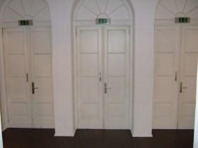 Studio 1 Eingang