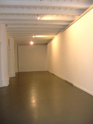 Studio 1 Galerie rechts