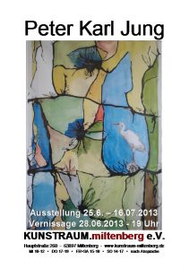 Peter Jung - Plakat