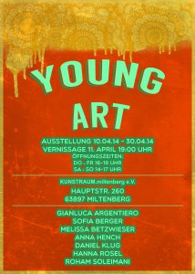 Poster young art