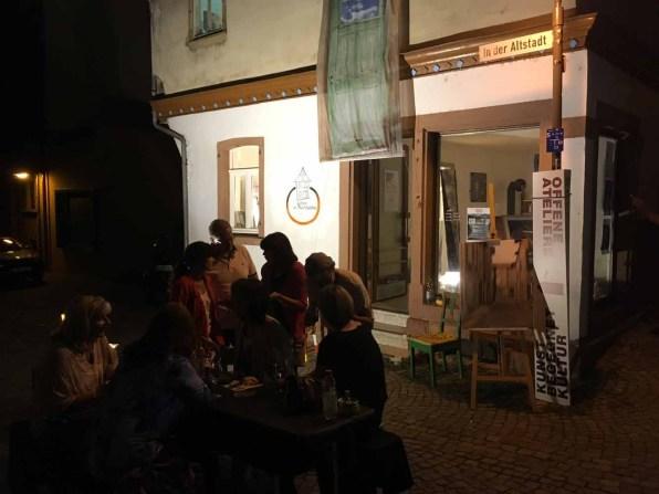 Die Nacht der offenen Ateliers