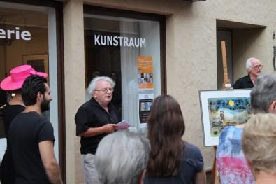 Vernissage Wilfried Ludwig