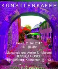 Künstlerfest 1. Juli 2017