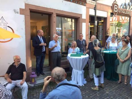 Vernissage Ruby De Lorenzi Zeppenfeld