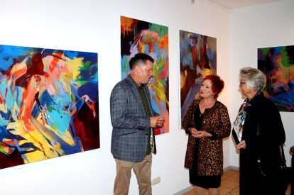 Vernissage Jan Zwolicki