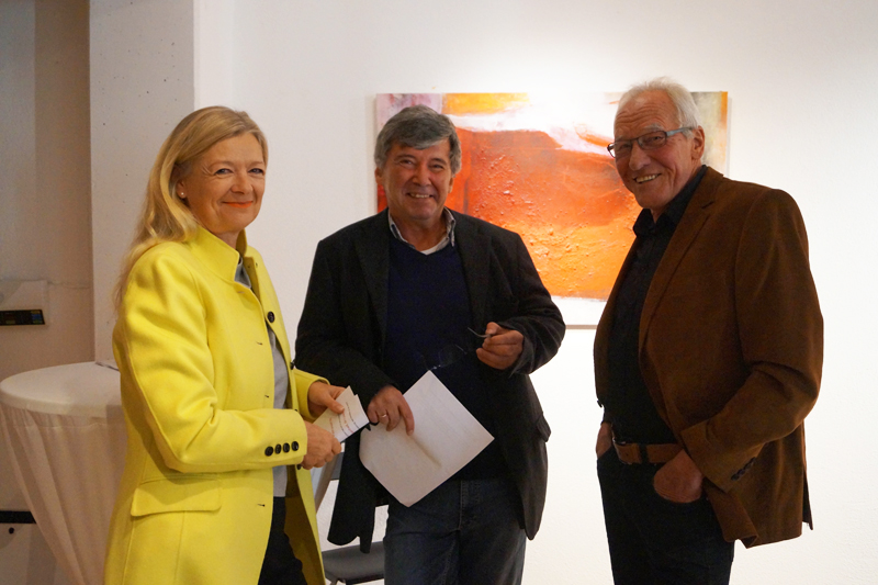 Vernissage – Jutta Walter und Josef Speth