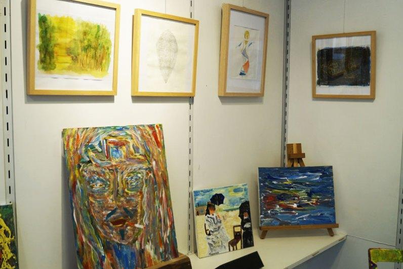 Kunstausstellung - Thomasz Sus