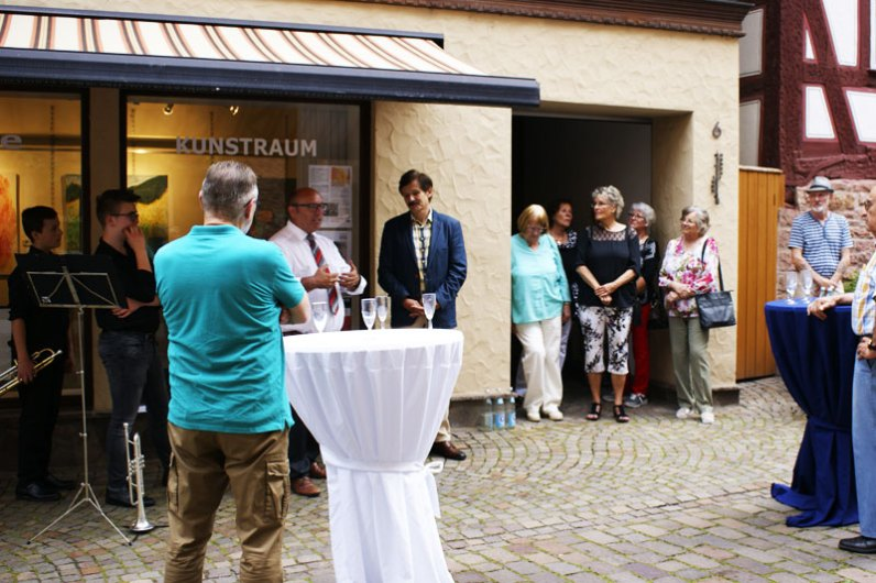 Vernissage - Alois Krug