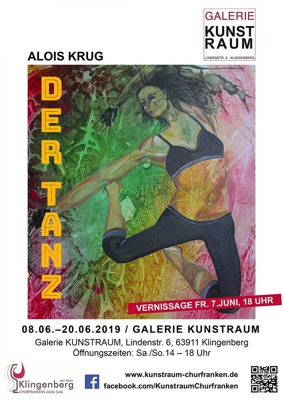 Kunst - Ausstellung Alois Krug