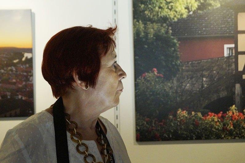 Vernissage Ruth und Miriam Weitz