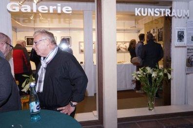 Vernissage - Paul Gerlach – Galerie KUNSTRAUM