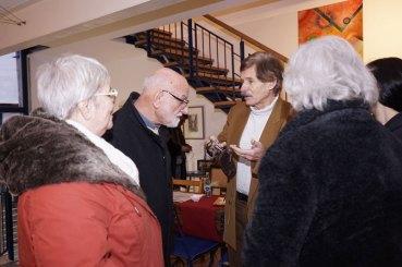 Mitglieder-Jahres-Ausstellung im LöwHaus, Klingenberg